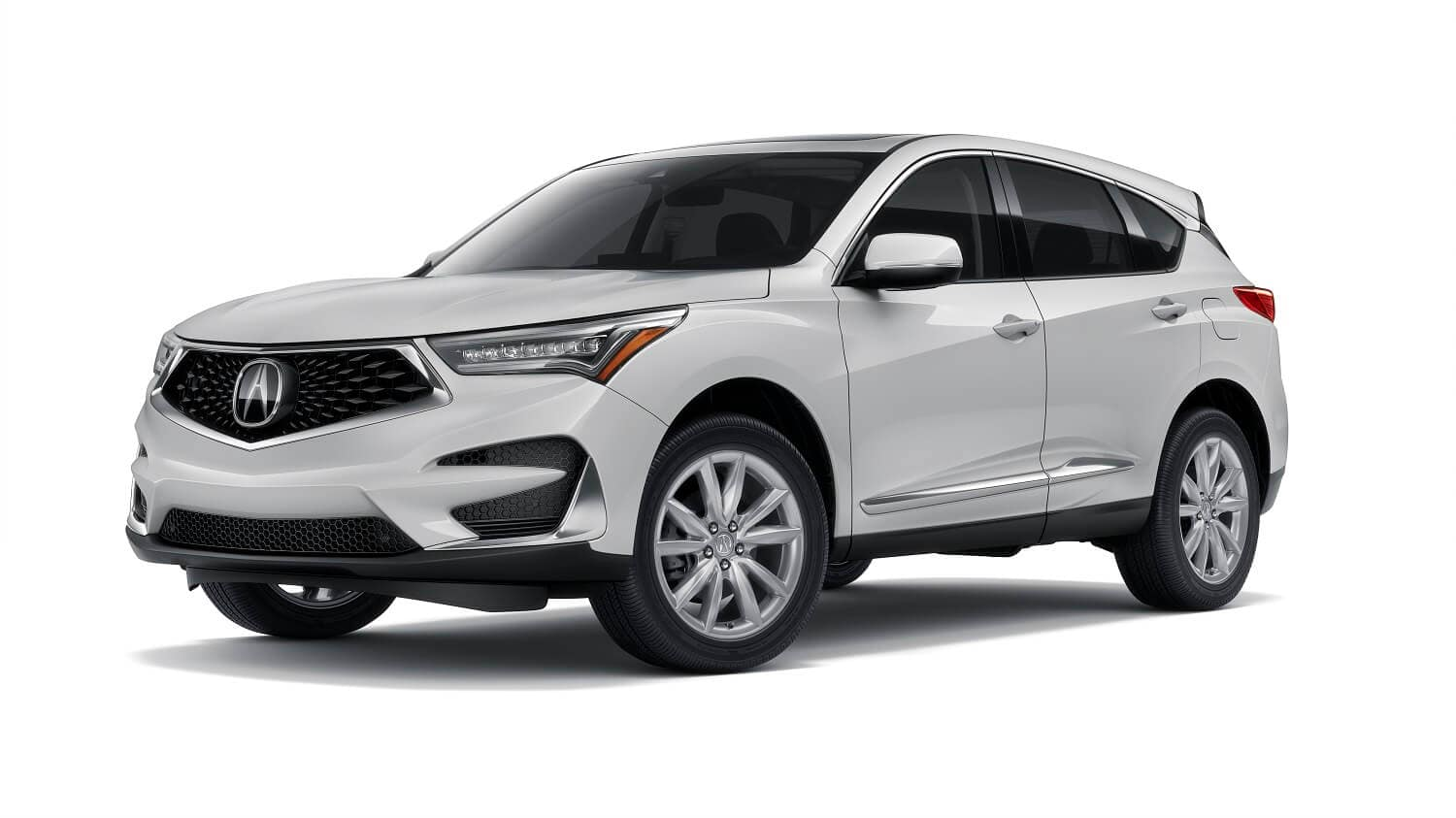2020 Acura RDX Base in Platinum White Pearl