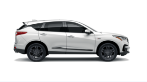 2020 Acura RDX SH-AWD A-Spec Package in Platinum White Pearl