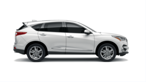 2020 Acura RDX SH-AWD Advance Package in Platinum White Pearl