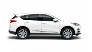 2020 Acura RDX SH-AWD Base Package in Platinum White Pearl