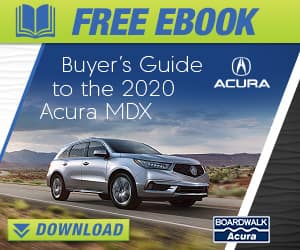Buyer's Guide 2020 Acura MDX