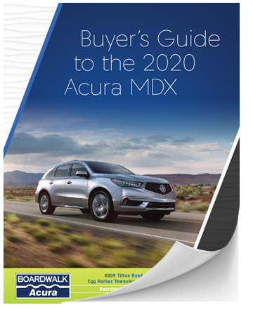 Buyer's Guide to the 2020 Acura MDX