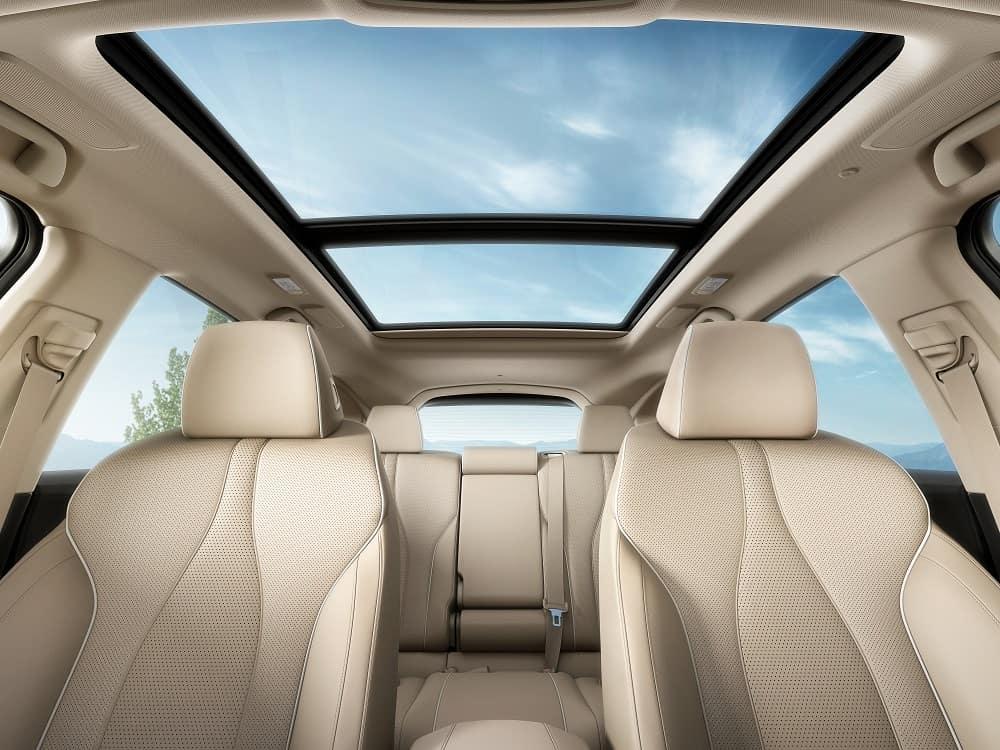 Acura RDX Interior Cabin