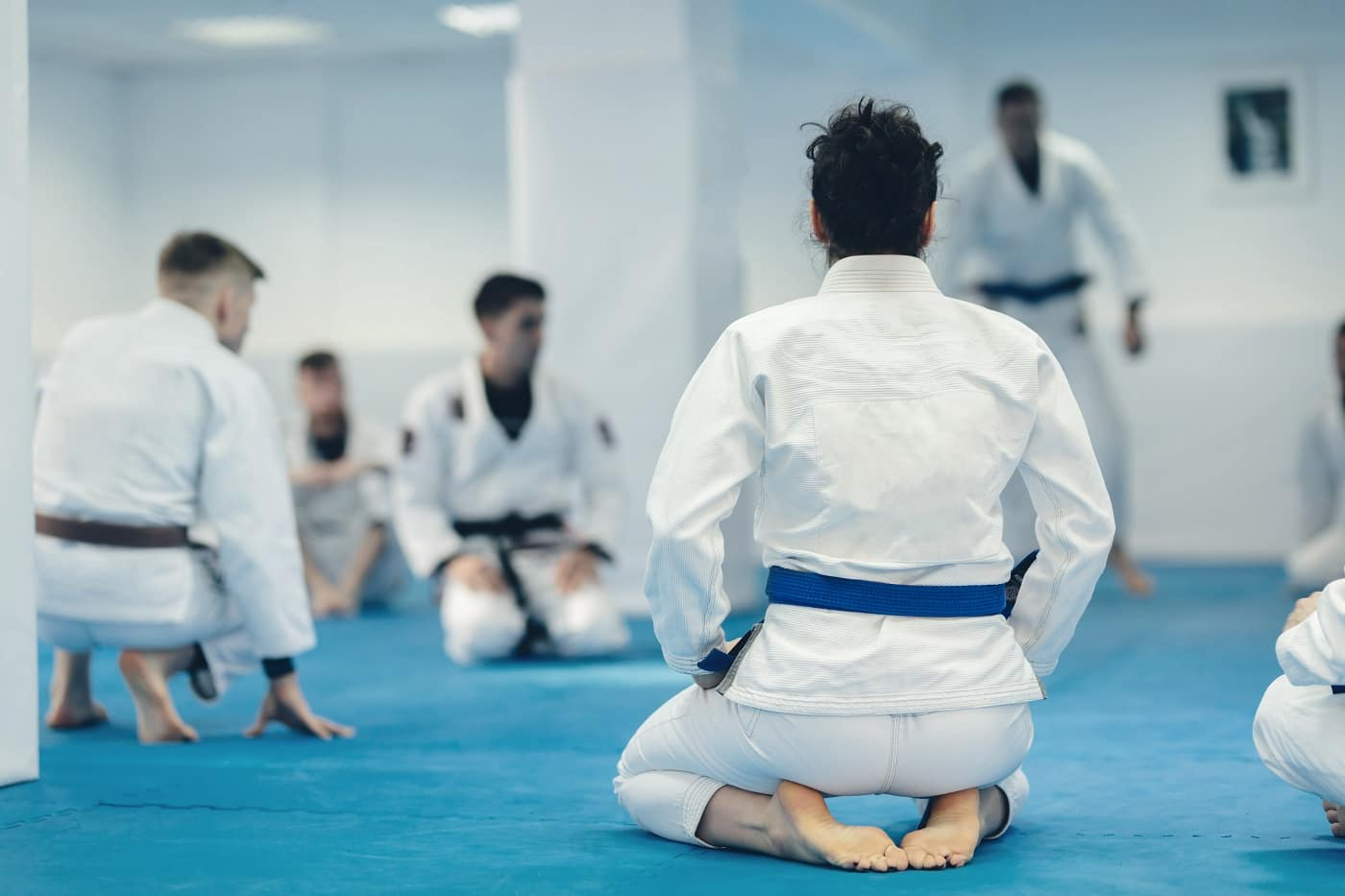 Jiu-Jitsu Program