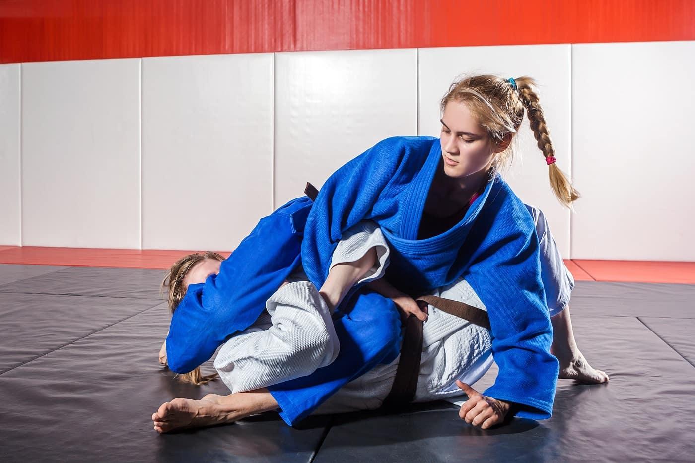 Beginner Jiu-Jitsu