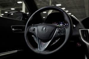 Acura Steering Wheel