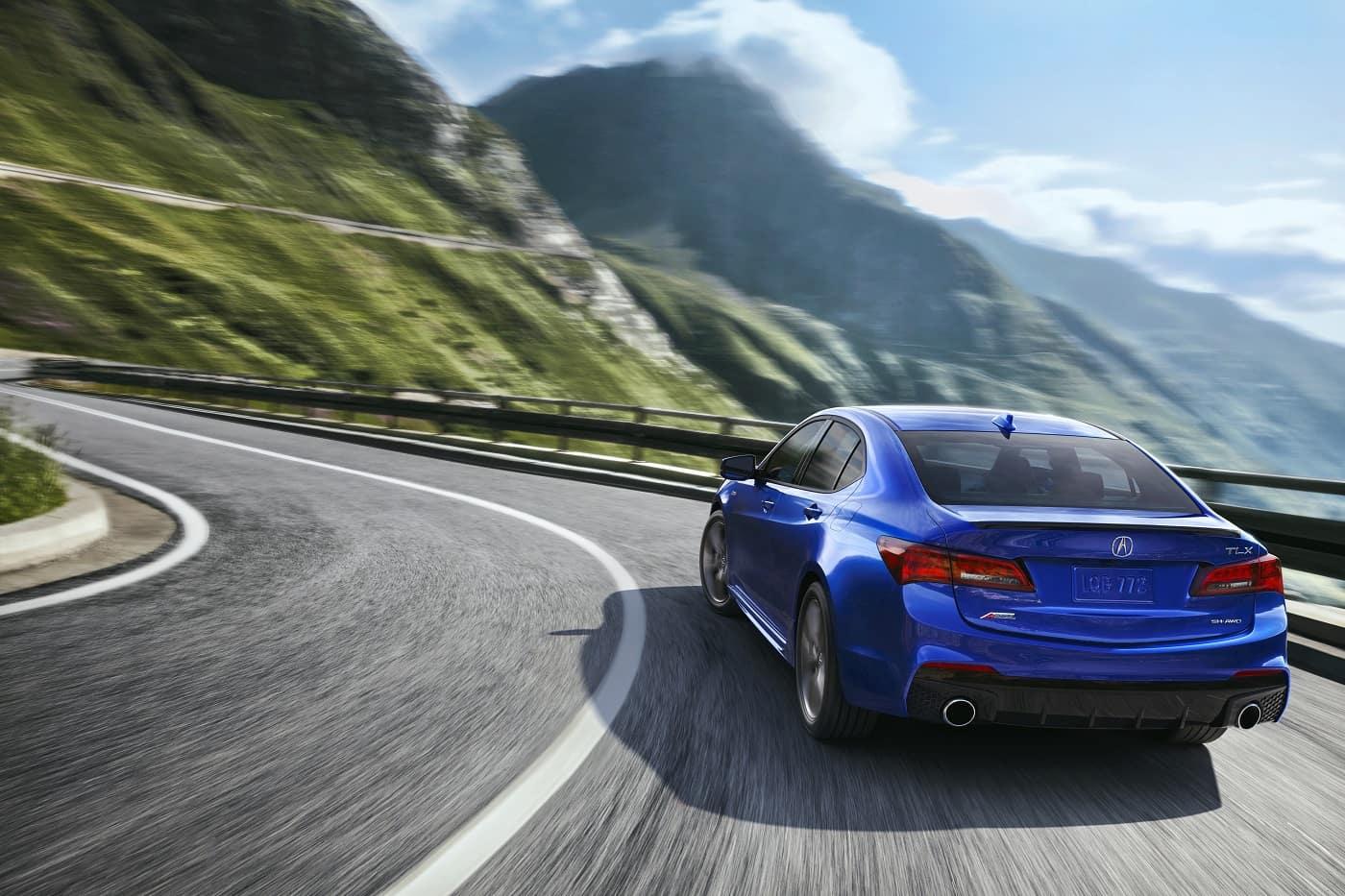 Acura TLX Engine Specs