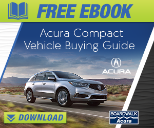 Acura Compact Car Buying Guide eBook CTA