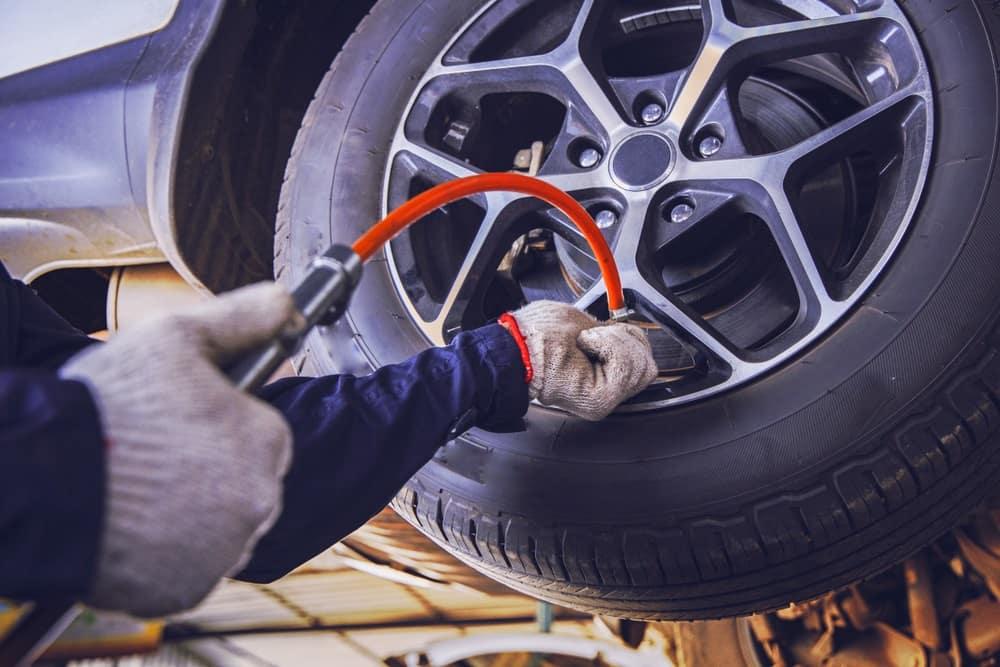 Acura Tire Service