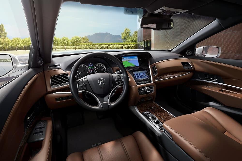 Acura RLX Technology