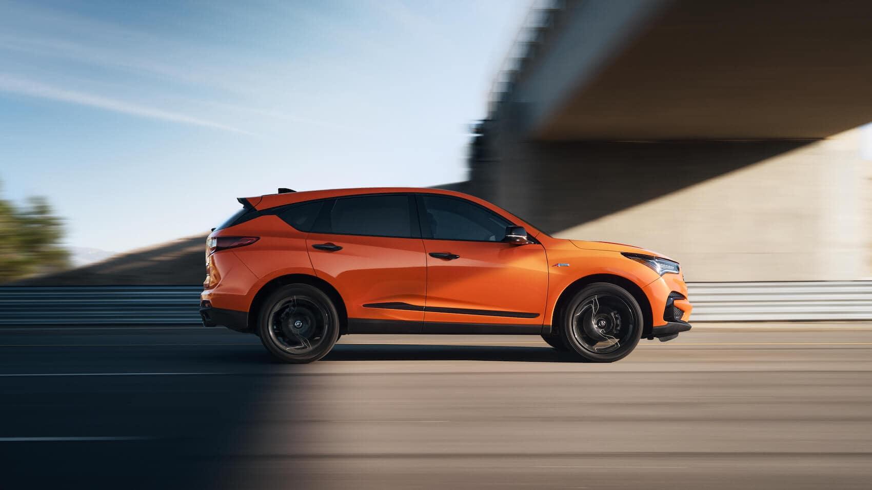 Acura RDX Orange