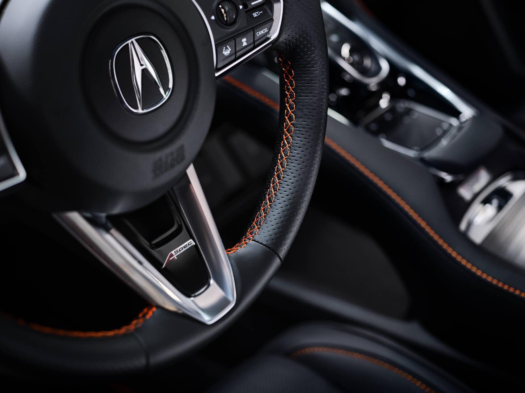 Acura RDX Detail