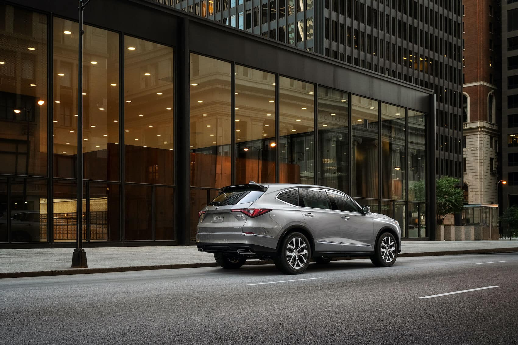 A Bit About the Acura MDX