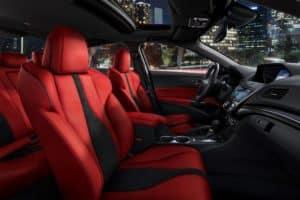 19-21 Acura ILX Interior