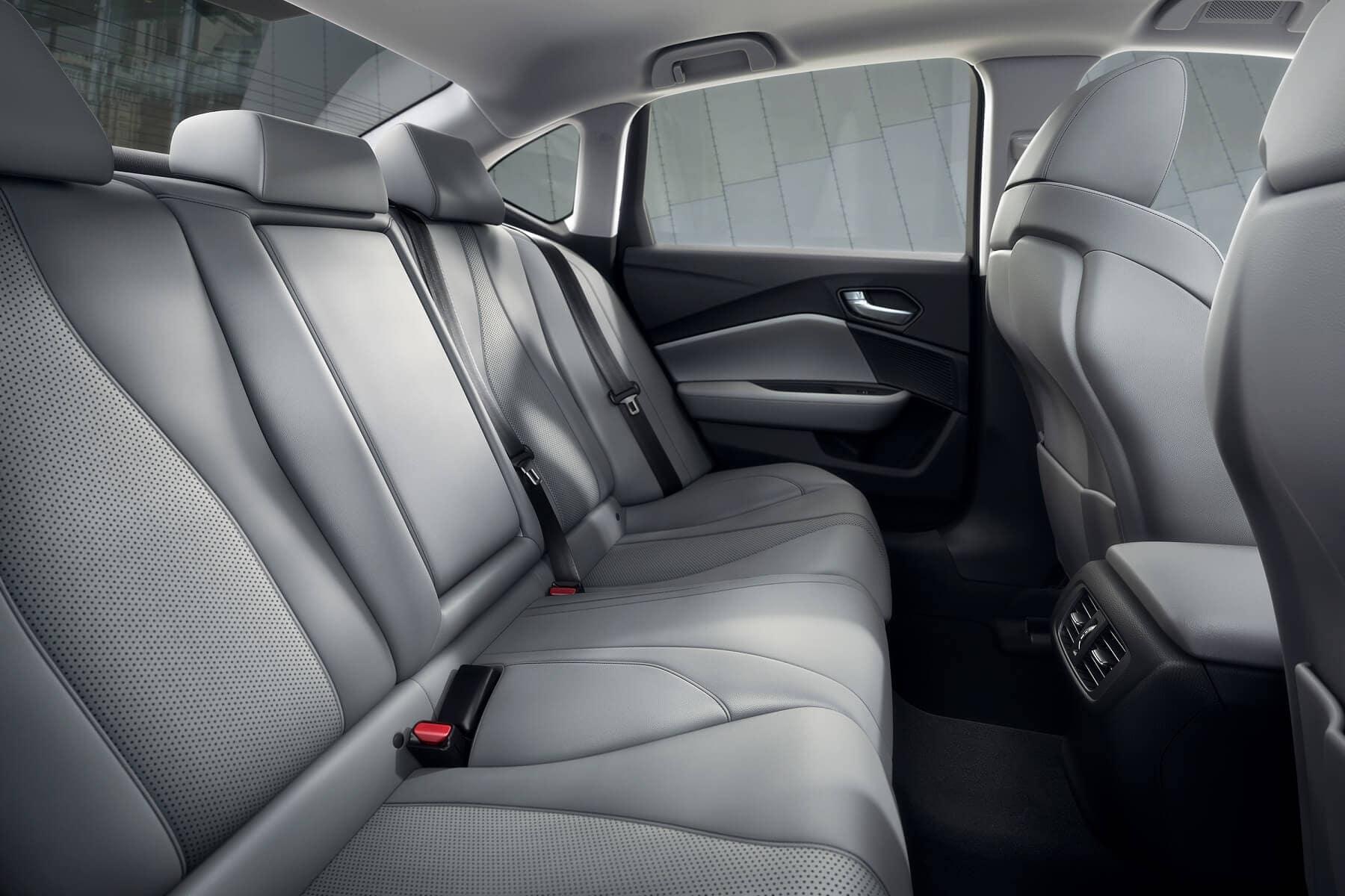 2021 Acura TLX Backseats