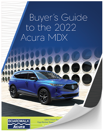 Buyer's Guide to the 2022 Acura MDX