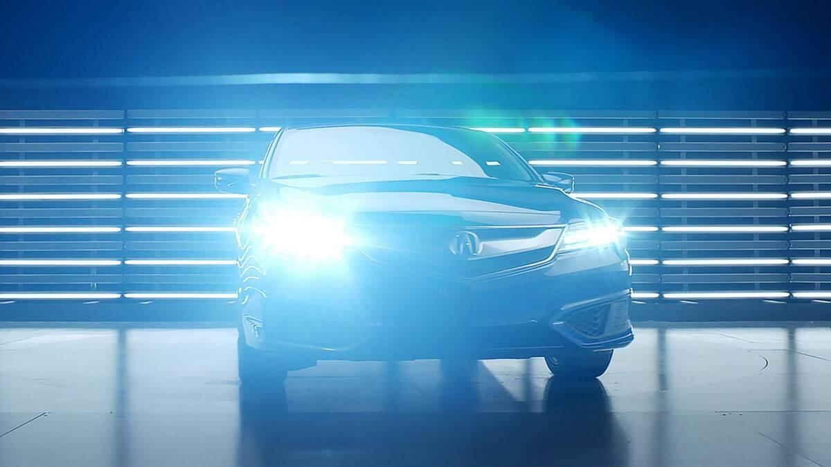 2017 Acura ILX lights