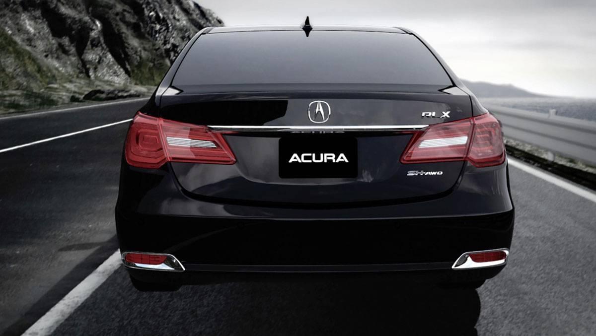 2017 Acura RLX Hybrid