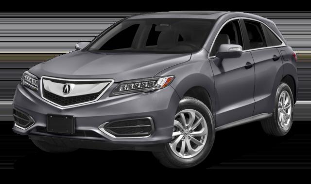 2017 Acura RDX Grey
