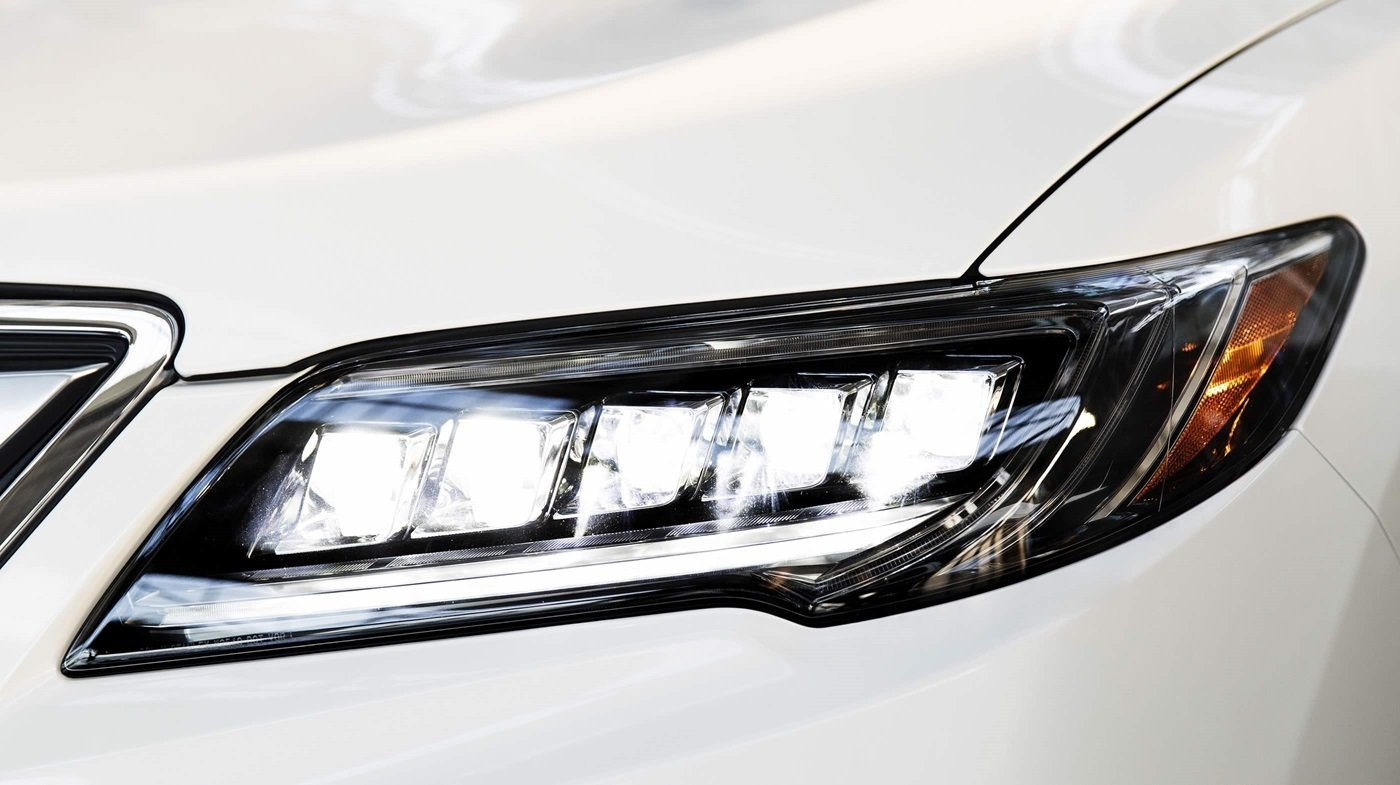 2018 Acura RDX Light