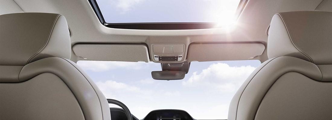 2017 Acura MDX Sunroof