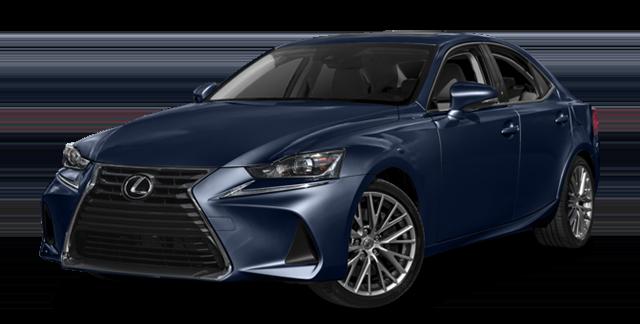 2017 Lexus IS Compare