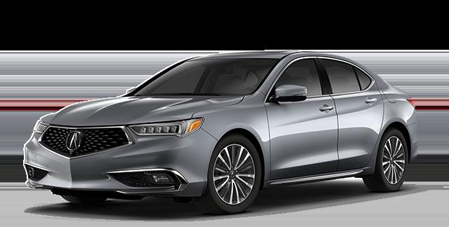 2018 Acura TLX Gray