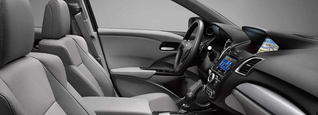 2018 Acura RDX Cabin