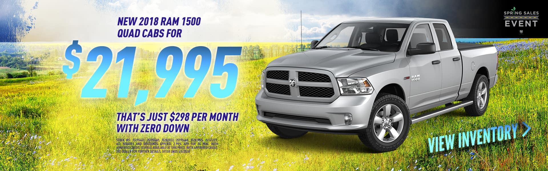 2018-ram-1500-quad-cab-for-sale-oklahoma-city-ok