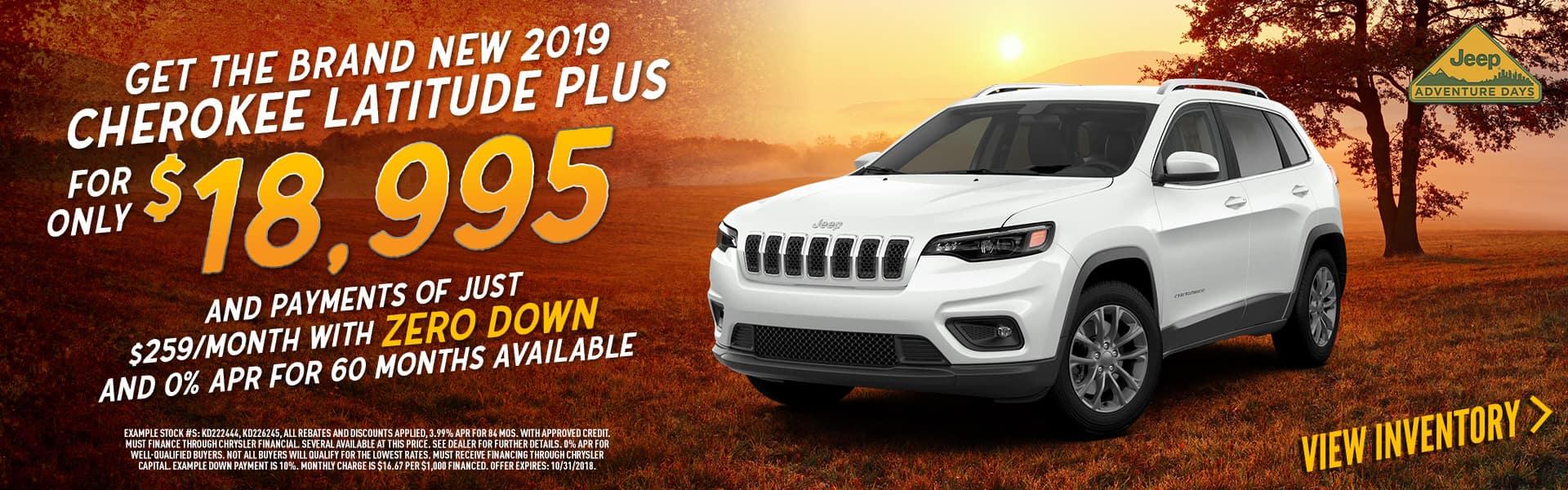 Wonderful Bob Howard Chrysler Jeep Dodge RAM. 2019_ram_1500_crew_cab.  2019_jeep_cherokee_latitude_plus