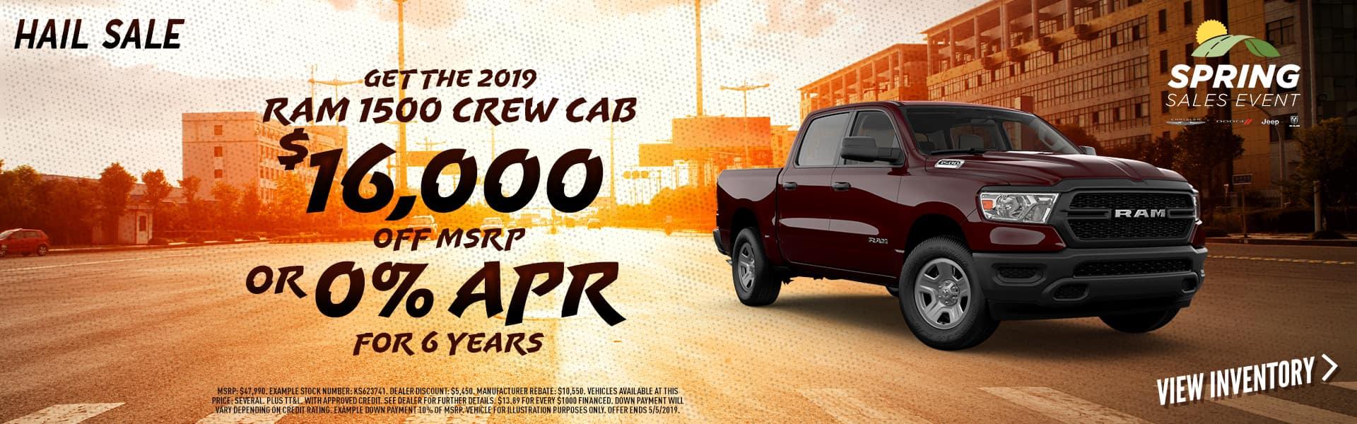 2019-Ram-1500-Crew-Cab