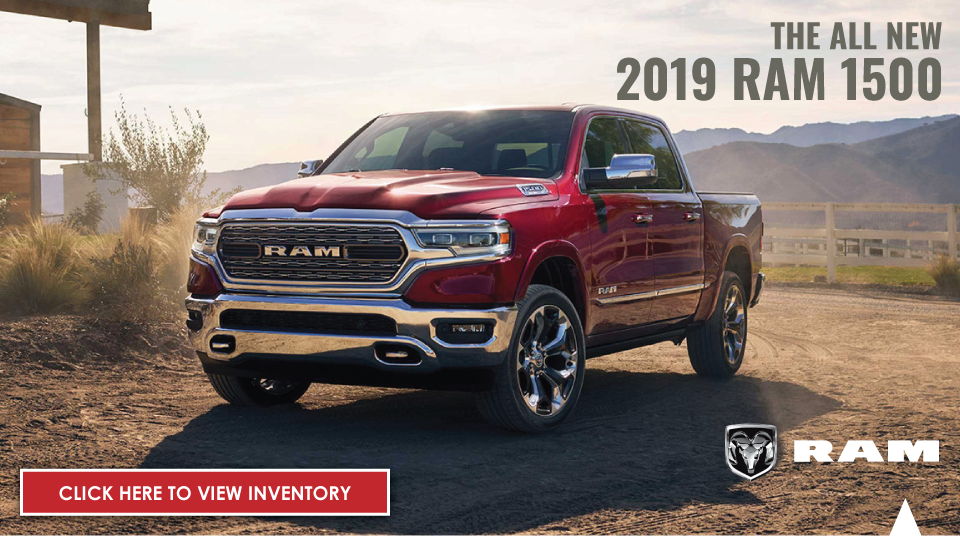 Jeep Dealer Near Me >> All New 2019 Ram 1500 | Dallas Dodge Chrysler Jeep Ram