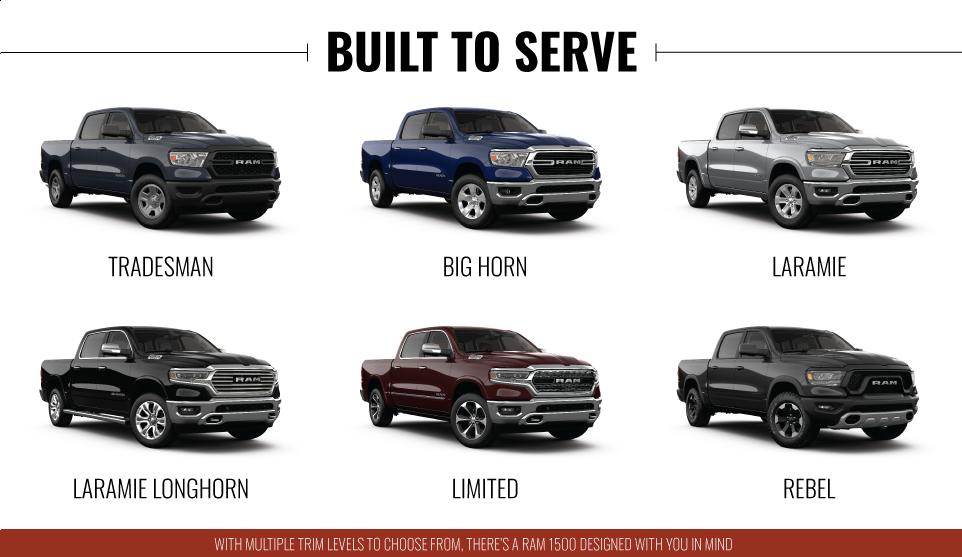 New Dodge Trucks >> All New 2019 Ram 1500 Dallas Dodge Chrysler Jeep Ram