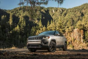 Compare Jeep Compass and Cherokee near Dallas TX