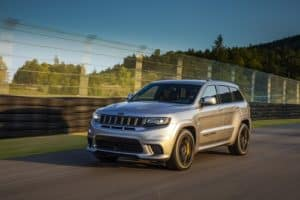 Compare Jeep Compass vs Cherokee near Dallas TX