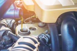 Synthetic vs Conventional Oil Change