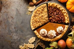 Pie Shops for Thanksgiving Dallas TX