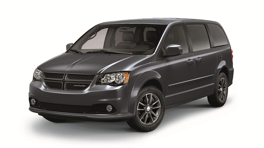 Dodge Grand Caravan Black Onyx