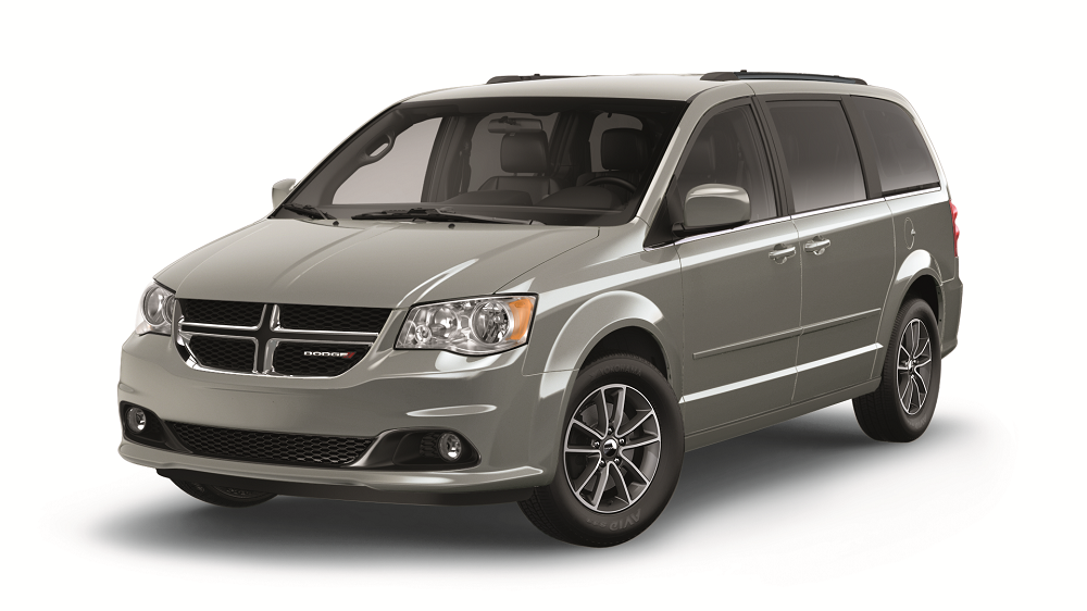 Dodge Grand Caravan Granite Crystal Metallic