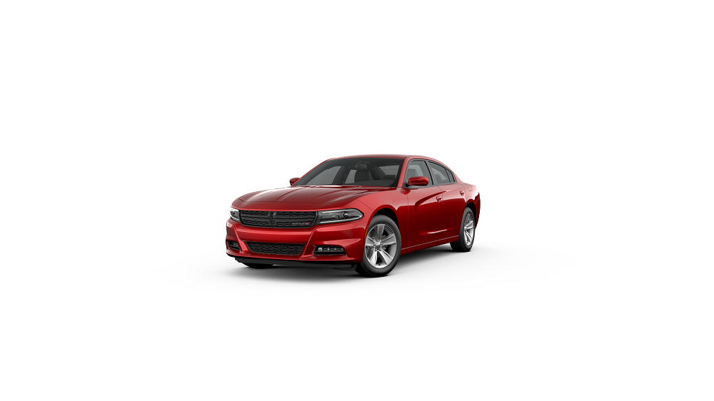 Dodge Charger SRT Hellcat Red