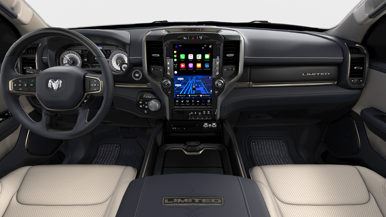 2019 Ram 1500 Interior Technology
