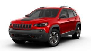 Jeep Cherokee Technology