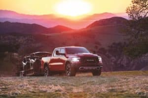 2019 Ram 1500 Towing Technology