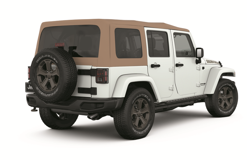 Jeep Wrangler Overview