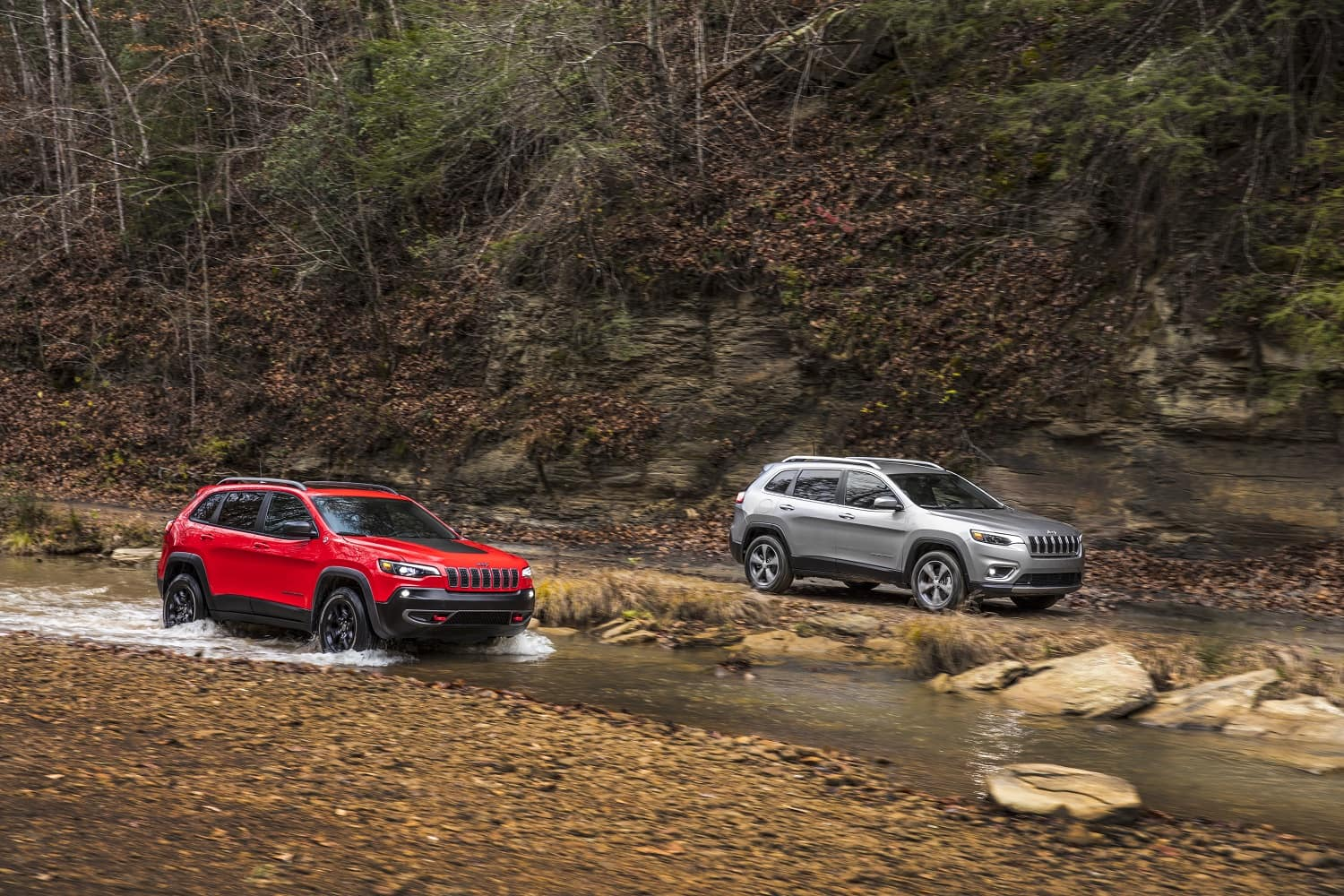 Jeep Cherokee Safety Technology