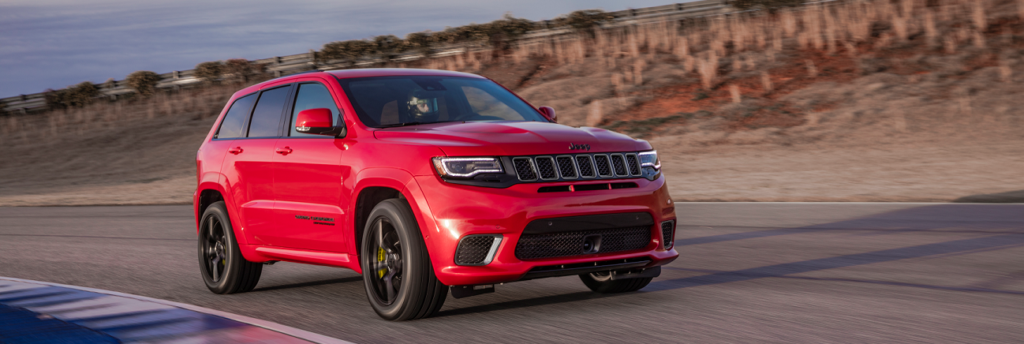 Jeep Grand Cherokee Interior Review