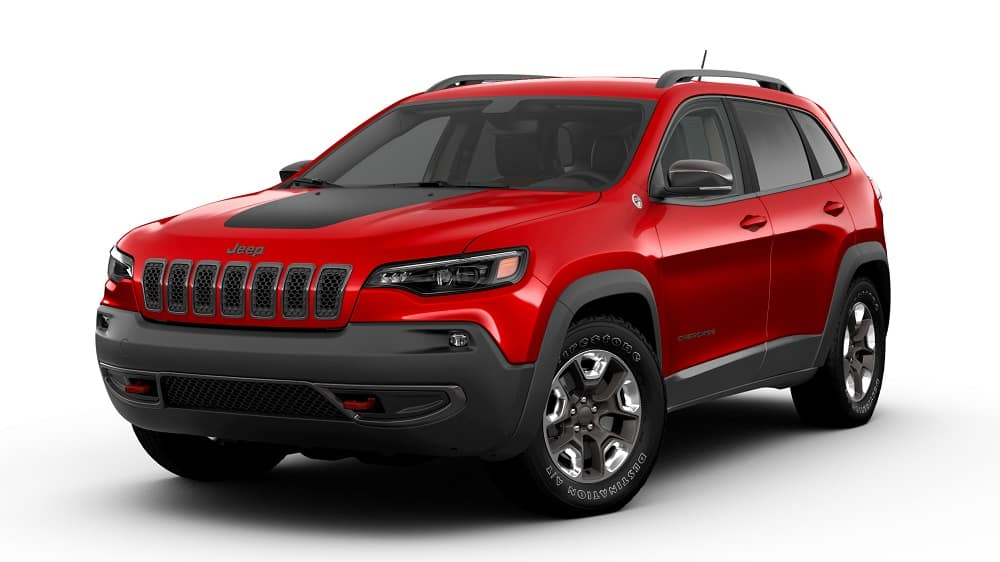 Jeep Cherokee Performance Features