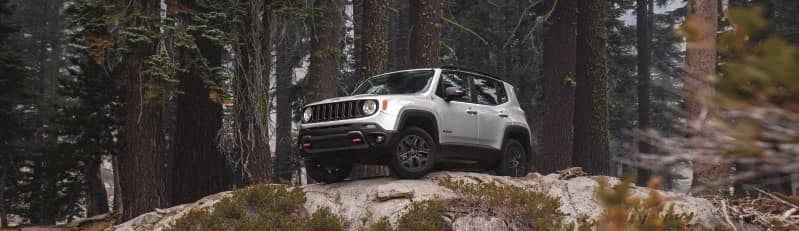 2019 Jeep Renegade Models near Dallas, TX