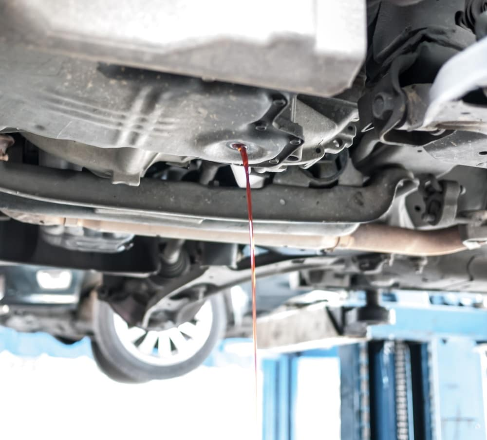 Transmission Fluid Leak Service near Dallas, TX