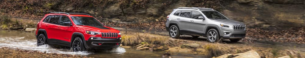 Jeep Cherokee Specs Review Dallas TX